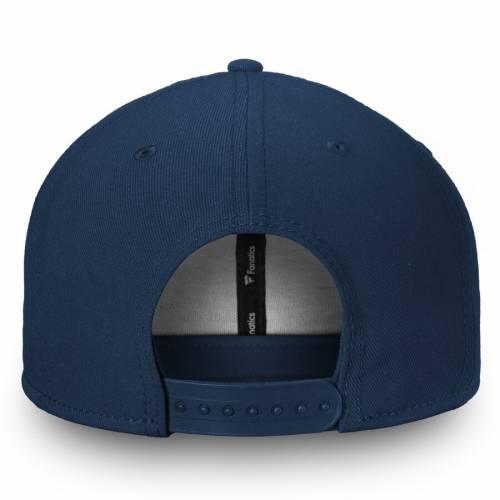 FANATICS BRANDED シティ スナップバック バッグ 紺 ネイビー キャップ 帽子 メンズキャップ メンズ 【 New York City Fc Primary Emblem Snapback Adjustable Hat - Navy 】 Navy