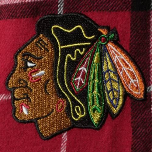 CONCEPTS SPORT シカゴ 赤 レッド インナー 下着 ナイトウエア メンズ ナイト ルーム パジャマ 【 Chicago Blackhawks Huddle Sleep Pants - Red 】 Red