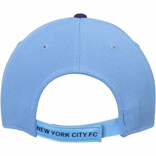 アディダス ADIDAS シティ 青 ブルー バッグ キャップ 帽子 メンズキャップ メンズ 【 New York City Fc Cut And Sew Structured Adjustable Hat - Light Blue 】 Light Blue