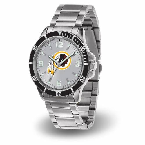 SPARO ワシントン レッドスキンズ ブレスレット ウォッチ 時計 銀色 シルバー 【 WATCH SILVER SPARO WASHINGTON REDSKINS KEY BRACELET QUARTZ 】 腕時計 メンズ腕時計