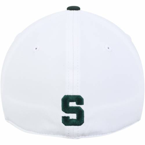 TOP OF THE WORLD ミシガン スケートボード 白 ホワイト バッグ キャップ 帽子 メンズキャップ メンズ 【 Michigan State Spartans Spectra Flex Hat - White 】 White