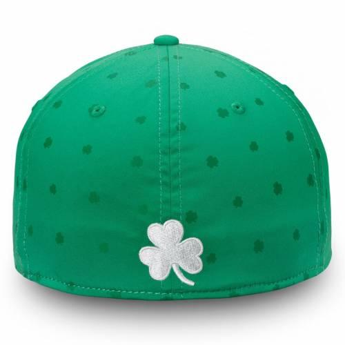 FANATICS BRANDED シカゴ スピード 緑 グリーン St. バッグ キャップ 帽子 メンズキャップ メンズ 【 Chicago Blackhawks St. Patricks Day Speed Flex Hat - Green 】 Green