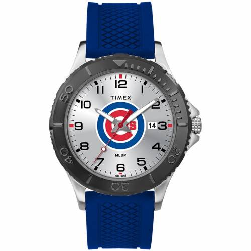 TIMEX タイメックス シカゴ カブス チーム ウォッチ 時計 【 TEAM WATCH TIMEX CHICAGO CUBS GAMER COLOR 】 腕時計 メンズ腕時計