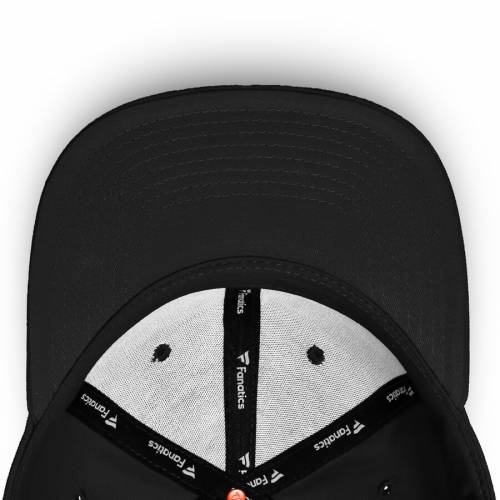 FANATICS BRANDED アトランタ スナップバック バッグ 黒 ブラック キャップ 帽子 メンズキャップ メンズ 【 Atlanta United Fc Hometown Adjustable Snapback Hat - Black 】 Black