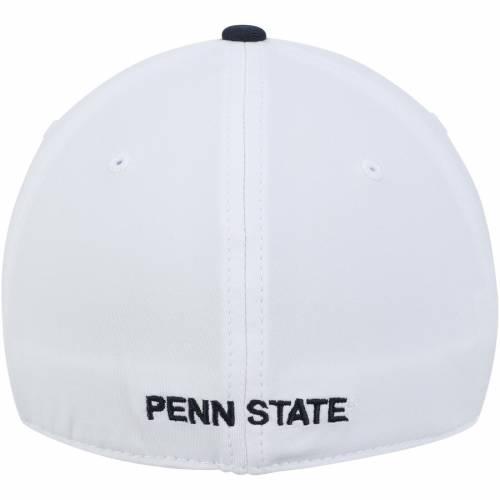TOP OF THE WORLD スケートボード ライオンズ 白 ホワイト バッグ キャップ 帽子 メンズキャップ メンズ 【 Penn State Nittany Lions Spectra Flex Hat - White 】 White