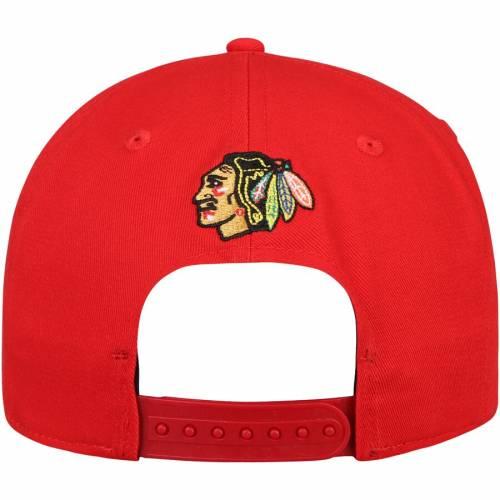 アディダス ADIDAS シカゴ スナップバック バッグ 赤 レッド キャップ 帽子 メンズキャップ メンズ 【 Chicago Blackhawks Culture Snapback Adjustable Hat - Red 】 Red