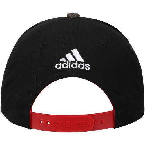 アディダス ADIDAS シカゴ バッグ キャップ 帽子 メンズキャップ メンズ 【 Chicago Blackhawks Adjustable Hat - Camo/black 】 Camo/black
