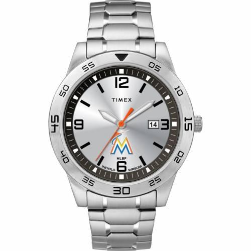 TIMEX タイメックス マイアミ マーリンズ ウォッチ 時計 【 WATCH TIMEX MIAMI MARLINS CITATION COLOR 】 腕時計 メンズ腕時計
