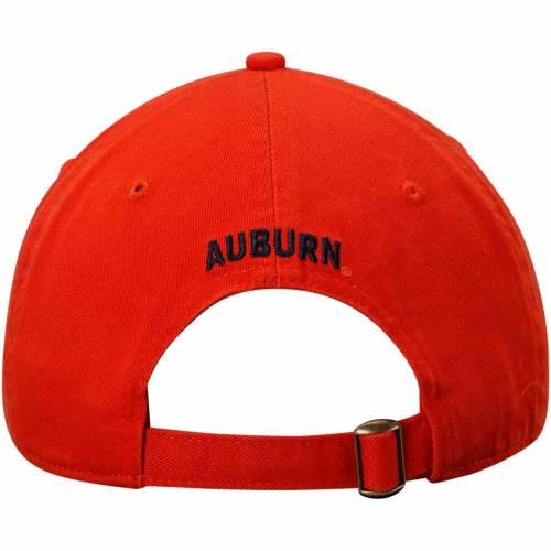 TOP OF THE WORLD タイガース 橙 オレンジ バッグ キャップ 帽子 メンズキャップ メンズ 【 Auburn Tigers District Unstructured Adjustable Hat - Orange 】 Orange