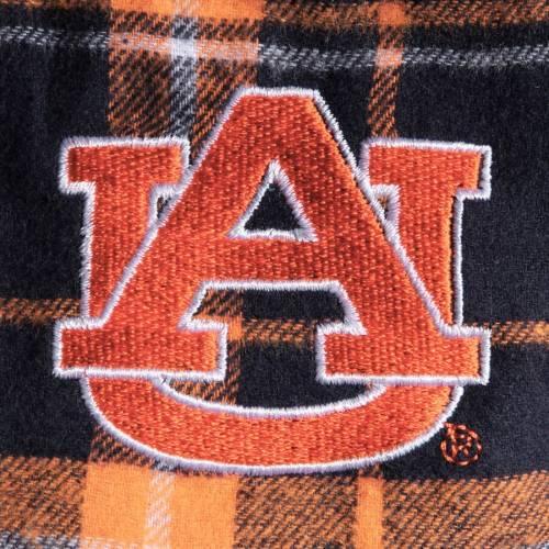 CONCEPTS SPORT タイガース カレッジ アルティメイト インナー 下着 ナイトウエア メンズ ナイト ルーム パジャマ 【 Auburn Tigers College Ultimate Flannel Pants - Navy/orange 】 Navy/orange