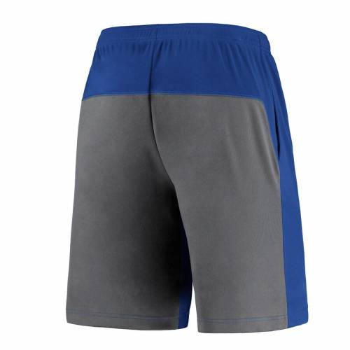 FANATICS BRANDED メッツ ショーツ ハーフパンツ メンズファッション ズボン パンツ メンズ 【 New York Mets Crossbar Shorts - Royal/gray 】 Royal/gray