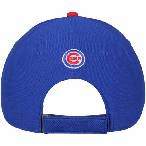 アンダーアーマー UNDER ARMOUR シカゴ カブス パフォーマンス バッグ キャップ 帽子 メンズキャップ メンズ 【 Chicago Cubs Blitzing Performance Adjustable Hat - Royal 】 Royal
