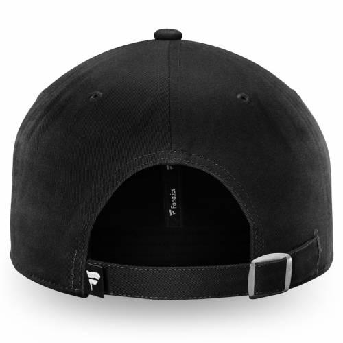 FANATICS BRANDED オーランド シティ スナップバック バッグ 黒 ブラック キャップ 帽子 メンズキャップ メンズ 【 Orlando City Sc Tonal Fundamental Snapback Adjustable Hat - Black 】 Black