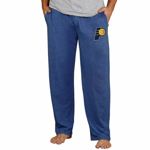 CONCEPTS SPORT インディアナ ペイサーズ ニット 紺 ネイビー 【 NAVY CONCEPTS SPORT INDIANA PACERS QUEST KNIT LOUNGE PANTS 】 インナー 下着 ナイトウエア メンズ ナイト ルーム パジャマ