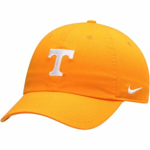 ナイキ NIKE テネシー ロゴ パフォーマンス 橙 オレンジ バッグ キャップ 帽子 メンズキャップ メンズ 【 Tennessee Volunteers Heritage 86 Logo Performance Adjustable Hat - Tennessee Orange 】 Tenn Orange