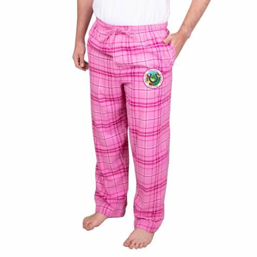 CONCEPTS SPORT インディアナポリス コルツ アルティメイト ピンク インナー 下着 ナイトウエア メンズ ナイト ルーム パジャマ 【 Indianapolis Colts Ultimate Pants - Pink 】 Pink