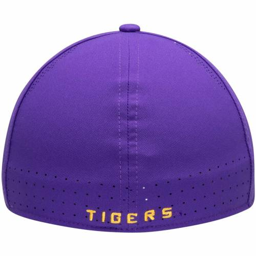 ナイキ NIKE タイガース クラシック サイドライン パフォーマンス 紫 パープル バッグ キャップ 帽子 メンズキャップ メンズ 【 Lsu Tigers Classic 99 Sideline Performance Flex Hat - Purple 】 Purple