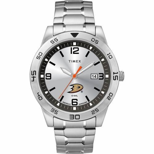 TIMEX タイメックス ウォッチ 時計 【 WATCH TIMEX ANAHEIM DUCKS CITATION COLOR 】 腕時計 メンズ腕時計