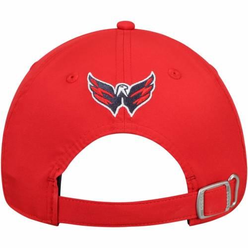 アディダス ADIDAS ワシントン シティ 赤 レッド バッグ キャップ 帽子 メンズキャップ メンズ 【 Washington Capitals Sport City First Adjustable Hat - Red 】 Red