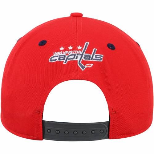アディダス ADIDAS ワシントン チーム スナップバック バッグ キャップ 帽子 メンズキャップ メンズ 【 Washington Capitals Sport Large Team Snapback Hat - Gray/red 】 Gray/red