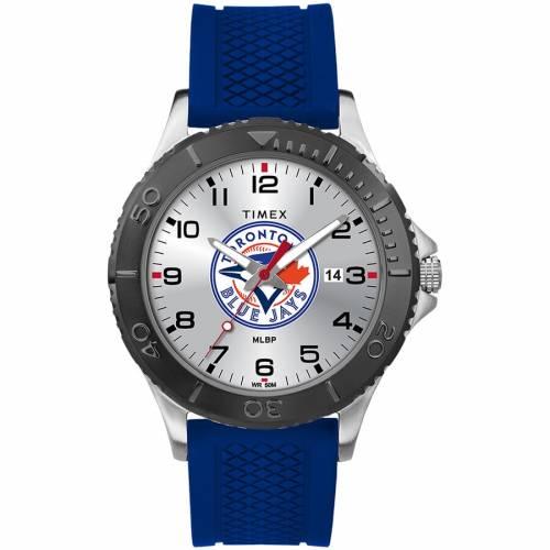 TIMEX タイメックス トロント 青 ブルー チーム ウォッチ 時計 【 BLUE TEAM WATCH TIMEX TORONTO JAYS GAMER COLOR 】 腕時計 メンズ腕時計