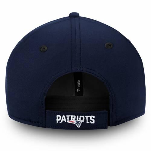 NFL PRO LINE BY FANATICS BRANDED ペイトリオッツ アルファ バッグ キャップ 帽子 メンズキャップ メンズ 【 New England Patriots Made2move Alpha Adjustable Hat - Black/navy 】 Black/navy