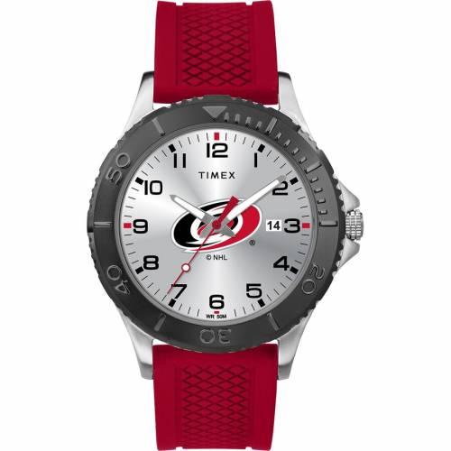 TIMEX タイメックス カロライナ ウォッチ 時計 【 WATCH TIMEX CAROLINA HURRICANES GAMER COLOR 】 腕時計 メンズ腕時計