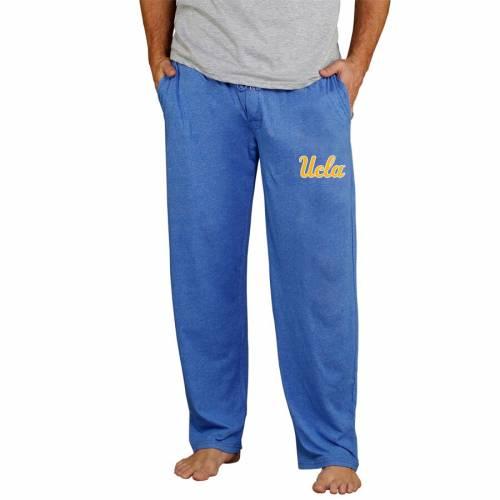 CONCEPTS SPORT ニット 【 CONCEPTS SPORT UCLA BRUINS QUEST KNIT PANTS ROYAL 】 インナー 下着 ナイトウエア メンズ ナイト ルーム パジャマ