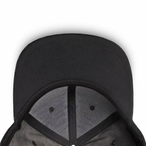 FANATICS BRANDED スナップバック バッグ 黒 ブラック キャップ 帽子 メンズキャップ メンズ 【 Seoul Dynasty Overwatch League Camo Flat Brim Snapback Hat - Black 】 Black
