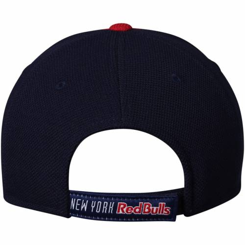 アディダス ADIDAS 赤 レッド ブルズ 紺 ネイビー バッグ キャップ 帽子 メンズキャップ メンズ 【 New York Red Bulls Cut And Sew Structured Adjustable Hat - Navy 】 Navy