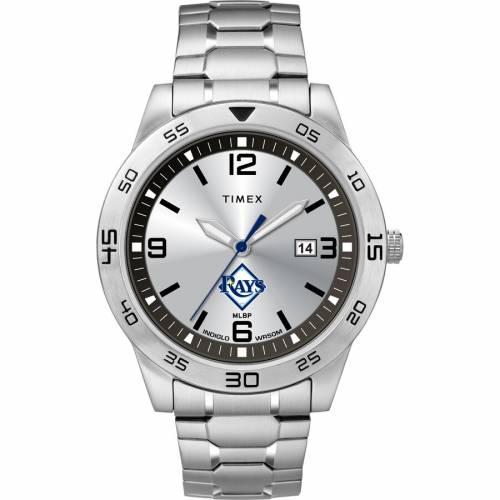 TIMEX タイメックス レイズ ウォッチ 時計 【 WATCH TIMEX TAMPA BAY RAYS CITATION COLOR 】 腕時計 メンズ腕時計