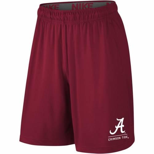 ナイキ NIKE アラバマ ショーツ ハーフパンツ 2.0 メンズファッション ズボン パンツ メンズ 【 Alabama Crimson Tide Fly 2.0 Shorts - Crimson 】 Crimson