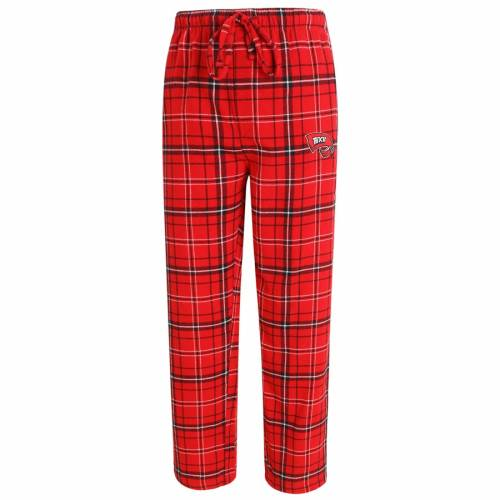 CONCEPTS SPORT ケンタッキー アルティメイト 赤 レッド インナー 下着 ナイトウエア メンズ ナイト ルーム パジャマ 【 Western Kentucky Hilltoppers Ultimate Flannel Pajama Pants - Red 】 Red