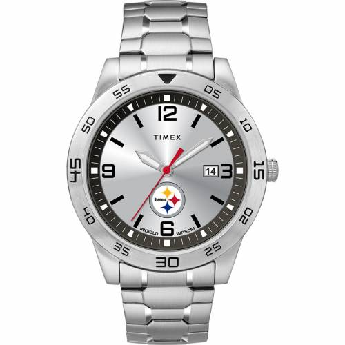 TIMEX ピッツバーグ スティーラーズ タイメックス 【 PITTSBURGH STEELERS CITATION WATCH COLOR 】 腕時計 メンズ腕時計