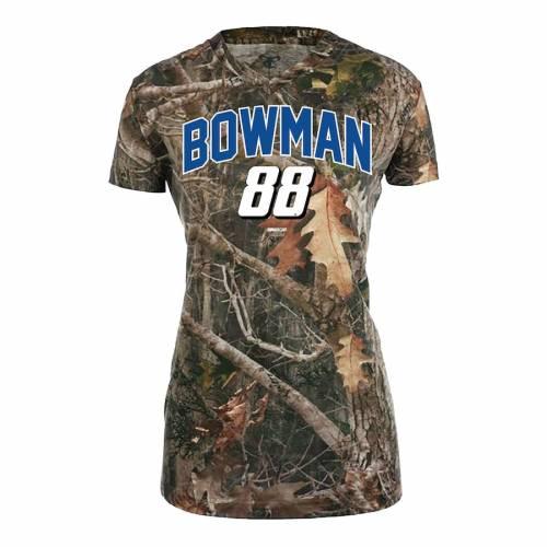 TRUETIMBER CAMO レディース Tシャツ WOMEN'S 【 ALEX BOWMAN TSHIRT 】 レディースファッション トップス カットソー 送料無料