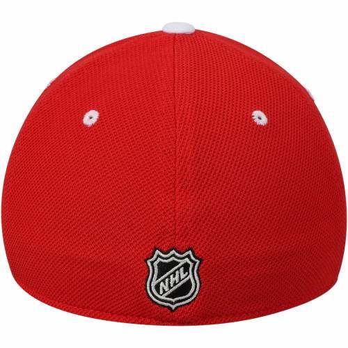 リーボック REEBOK リーボック デトロイト 赤 レッドREEBOK RED DETROIT WINGS SECOND SEASON FLEX HATバッグキャップ 帽子 メンズキャップ 帽子nkX8NP0Ow