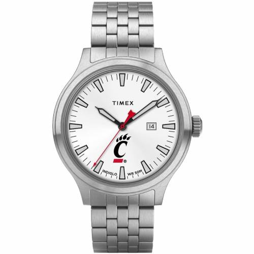 【スーパーセール中! 3/11深夜2時迄】TIMEX シンシナティ タイメックス 【 CINCINNATI BEARCATS TOP BRASS WATCH COLOR 】 腕時計 メンズ腕時計 送料無料