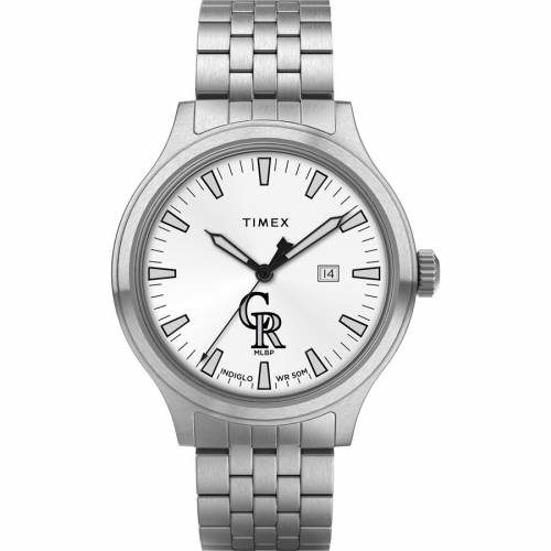 TIMEX タイメックス コロラド ロッキーズ ウォッチ 時計 【 WATCH TIMEX COLORADO ROCKIES TOP BRASS COLOR 】 腕時計 メンズ腕時計