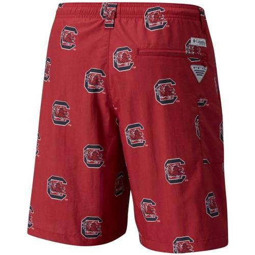 セール特価 コロンビア COLUMBIA カロライナ ショーツ ゲームコックス カロライナ ショーツ ハーフパンツ サウスカロライナ【大きめ パンツ】【 COLUMBIA BACKCAST SHORTS GARNET】 メンズファッション ズボン パンツ, ものうりばPlantz:93e0c22f --- kanvasma.com