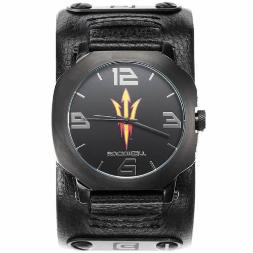 ROCKWELL アリゾナ スケートボード ウォッチ 時計 【 STATE WATCH ROCKWELL ARIZONA SUN DEVILS ASSASSIN COLOR 】 腕時計 メンズ腕時計