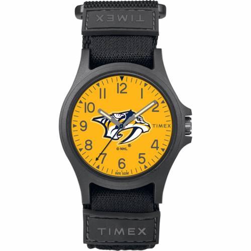 TIMEX タイメックス ウォッチ 時計 【 WATCH TIMEX NASHVILLE PREDATORS PRIDE COLOR 】 腕時計 メンズ腕時計