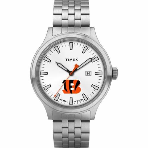 TIMEX タイメックス シンシナティ ベンガルズ ウォッチ 時計 【 WATCH TIMEX CINCINNATI BENGALS TOP BRASS COLOR 】 腕時計 メンズ腕時計