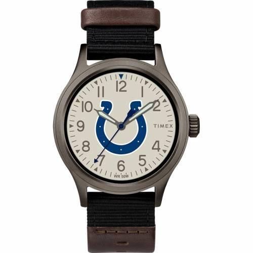 TIMEX タイメックス インディアナポリス コルツ ウォッチ 時計 【 WATCH TIMEX INDIANAPOLIS COLTS CLUTCH COLOR 】 腕時計 メンズ腕時計