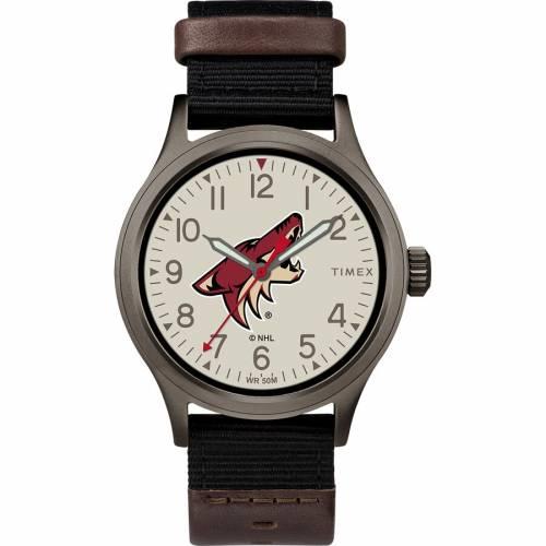 TIMEX タイメックス アリゾナ ウォッチ 時計 【 WATCH TIMEX ARIZONA COYOTES CLUTCH COLOR 】 腕時計 メンズ腕時計