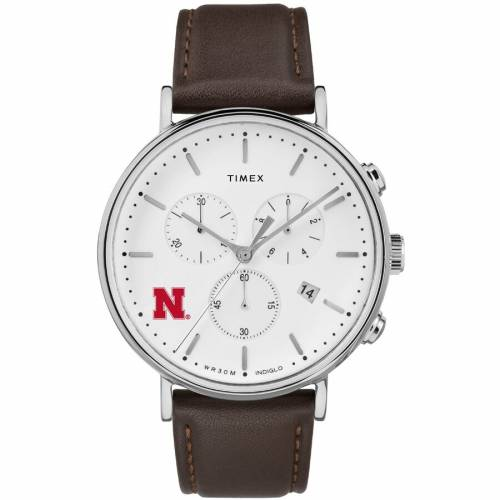 TIMEX タイメックス ジェネラル ウォッチ 時計 【 WATCH TIMEX NEBRASKA CORNHUSKERS GENERAL MANAGER COLOR 】 腕時計 メンズ腕時計
