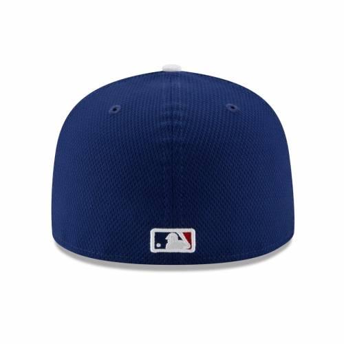 ニューエラ NEW ERA ドジャース スプリング トレーニング ダイヤモンド バッグ キャップ 帽子 メンズキャップ メンズ 【 Los Angeles Dodgers 2017 Spring Training Diamond Era 59fifty Fitted Hat - Royal 】 Roya