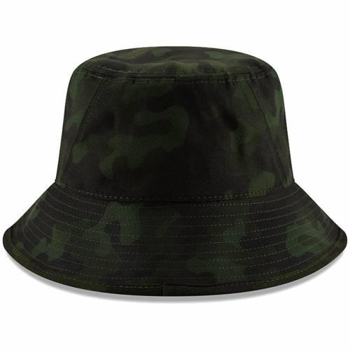 ニューエラ NEW ERA ジャイアンツ バッグ キャップ 帽子 メンズキャップ メンズ 【 San Francisco Giants 2019 Mlb Armed Forces Day Bucket Hat - Camo 】 Camo