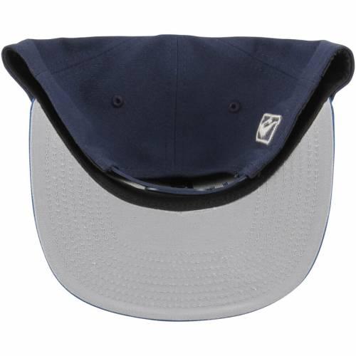 ニューエラ NEW ERA ミネソタ ティンバーウルブズ スナップバック バッグ キャップ 帽子 メンズキャップ メンズ 【 Minnesota Timberwolves 2tone Original Fit 9fifty Snapback Hat - Navy/blue 】 Navy/blue