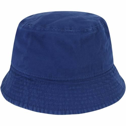 ニューエラ NEW ERA トロント 青 ブルー バッグ キャップ 帽子 メンズキャップ メンズ 【 Toronto Blue Jays Shoreline Bucket Hat - Royal 】 Royal