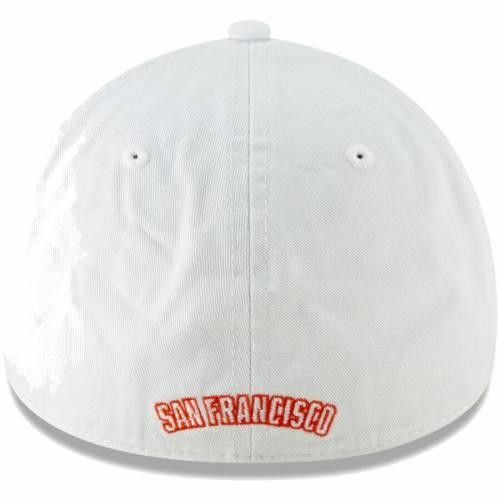 ニューエラ NEW ERA ジャイアンツ コア 白 ホワイト バッグ キャップ 帽子 メンズキャップ メンズ 【 San Francisco Giants Core Pop 49forty Fitted Hat - White 】 White